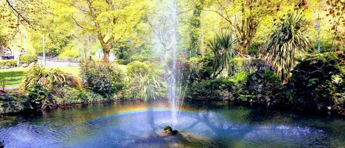 Derwent Gardens Fountain